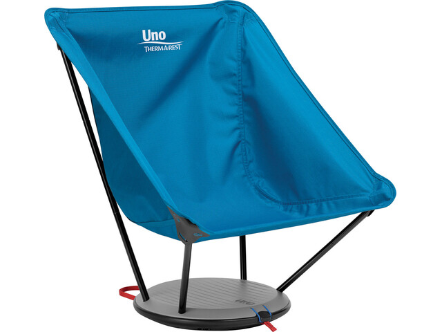 Therm-a-Rest UNO Camping zitmeubel blauw